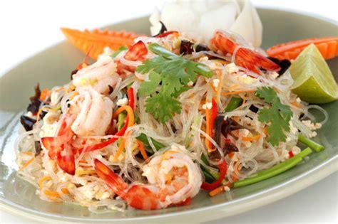recette cuisine thailandaise salads