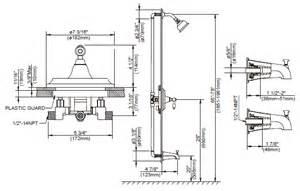 Bathtub Drain Lever Diagram by Danze 174 Fairmont Faucet Collection