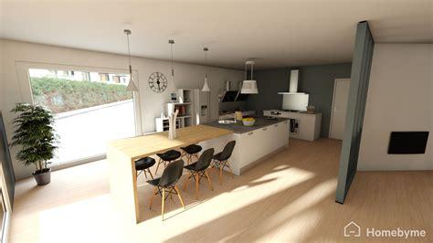 salon cuisine 50m2 donner votre avis sur plan d 39 amenagement salon cuisine