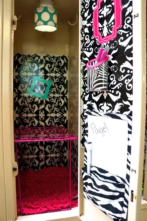 locker decorations how to decorate a school locker for less mylitter one