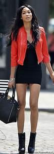 Chanel Iman Street Style | www.pixshark.com - Images ...