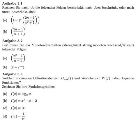 wertebereich berechnen trigonometrie erkl rung mit