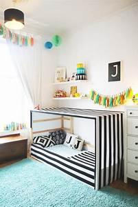 Cabane Pour Enfant Pas Cher : lit cabane enfant pas cher amazing fabriquer un lit cabane with scandinave chambre duenfant ~ Melissatoandfro.com Idées de Décoration