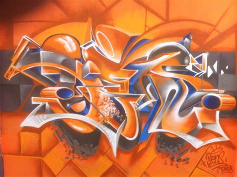 Graffiti Orange :  Densoner