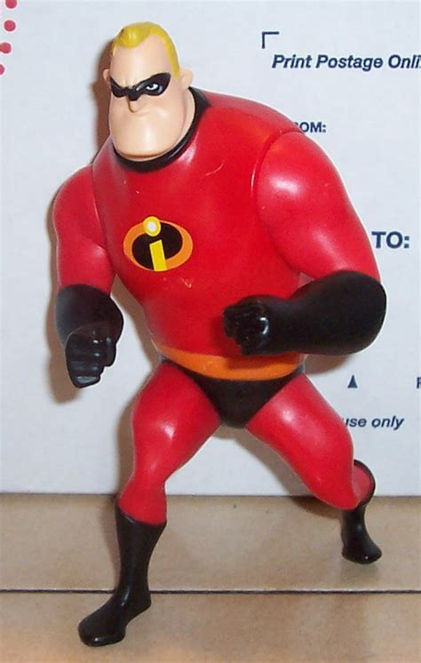 2004 Mcdonalds The Incredibles  Mr Incredible Happy Meal