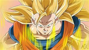 Super Saiyan 3 Goku Vs Super Saiyan 3 Gotenks Dbz Fights