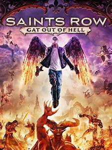 Saints Row Gat Out Of Hell Sur PlayStation 4