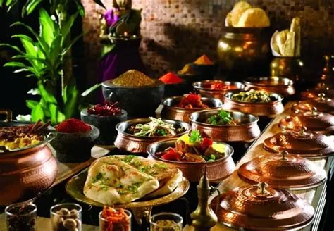 india  type  lavish catering services
