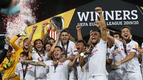 Peki, uefa şampiyonlar ligi 2021 final maçı nerede oynanacak? Sevilla edge Inter in epic final to win record sixth ...