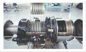 Viper Engine With Its Main Parts Exposed  Figure 6  Rolls