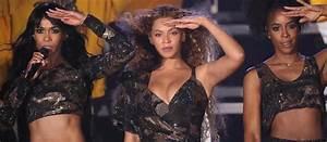 Beyoncé invite les Destiny's Child sur la scène de ...