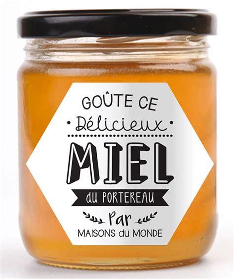 etiquettes personnalisees pour pots de miel 28 images le rucher buissonnier la r 233 colte