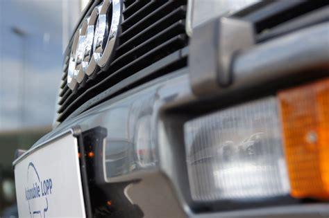 Audi Quattro 20v Urquattro 1989 Automobile Lopp