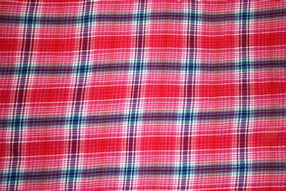 Plaid Pink Texture Fabric Domain Resolution Photograph