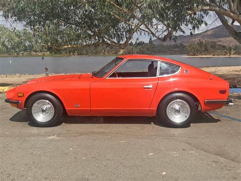 Datsun 240z Sale by 1972 Datsun 240z For Sale 2176481 Hemmings Motor News