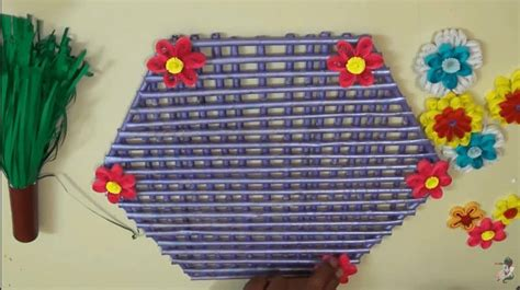 paper quilling wall hanging design  room decoration
