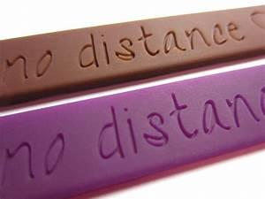 Love knows no distance™ Bracelets | Long Distance ...
