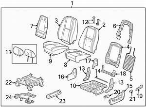 Gmc Sierra 2500 Hd Headrest Guide