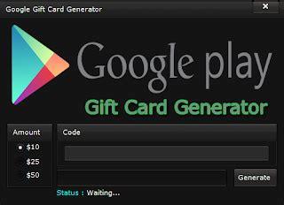 google play code generator  hkggame