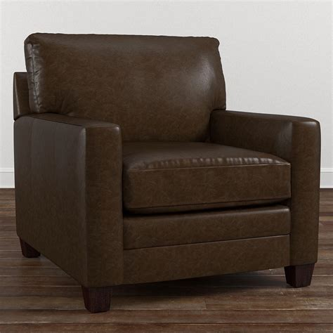 classic comfortable leather chair