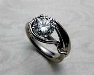 asymmetrical engagement rings metamorphosis jewelry With asymmetrical wedding rings