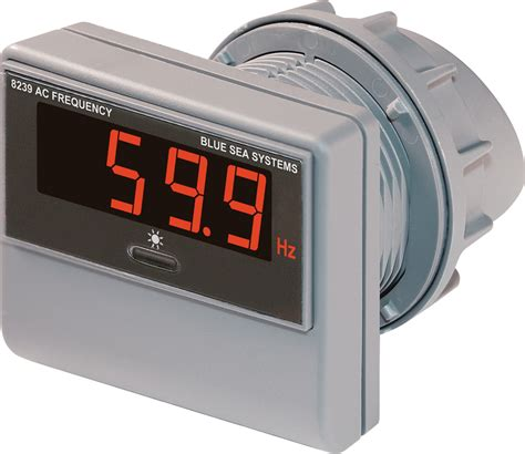 Blue Sea Systems Digital Meter Frequency