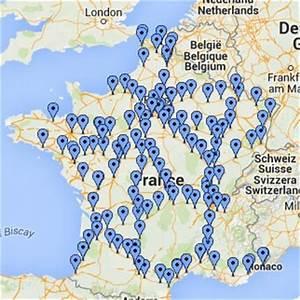 Carte De France Autoroute : les bornes rapides de corri door s installent sur les autoroutes ~ Medecine-chirurgie-esthetiques.com Avis de Voitures