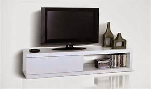 Meuble Tv Design Pas Cher : meuble tv pas cher ~ Teatrodelosmanantiales.com Idées de Décoration