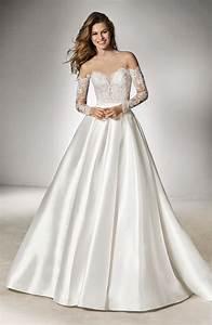 pronovias designer wedding dresses best bridal prices With best price wedding dresses