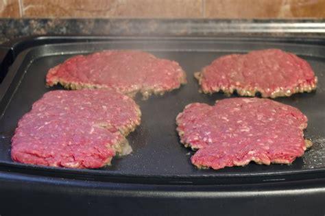 cook  hamburger   griddle livestrongcom
