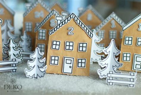 diy huebscher adventskalender aus papiertueten deko kitchen