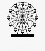 Ferris Wheel Eye London Drawing Coloring Clipart Clipartkey sketch template