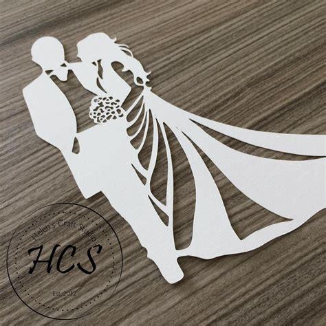 bride  groom silhouette celebration svg wedding svg