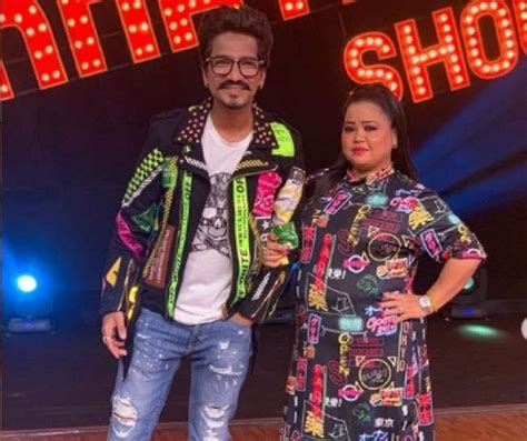 Bollywood Drugs Case: NCB arrests comedian Bharti Singh ...