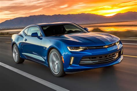 New Chevrolet Camaro On Sale In The Uk For £32,500 By Car