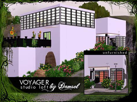 sims 3 loft bauen damsel in decease s unfurnished voyager loft