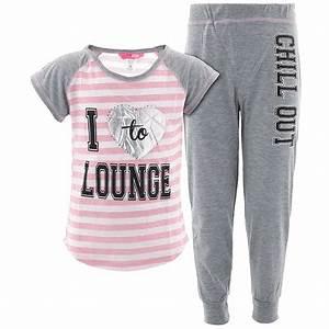 Love To Lounge : i love to lounge pajamas for girls ~ Watch28wear.com Haus und Dekorationen