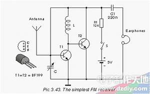 simple fm receiver electronics forums With simple fm receiver