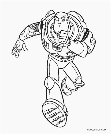 printable buzz lightyear coloring pages  kids coolbkids