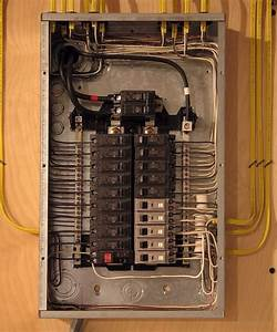 Square D Electrical Panel Wiring Diagram
