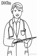 Coloring Community Clipart Pages Doctor Helpers Preschool Library Clip Helper sketch template