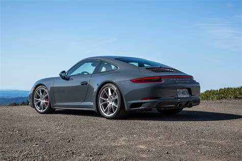2017 Porsche 911 Carrera 4s Coupe Car Photos Catalog 2018