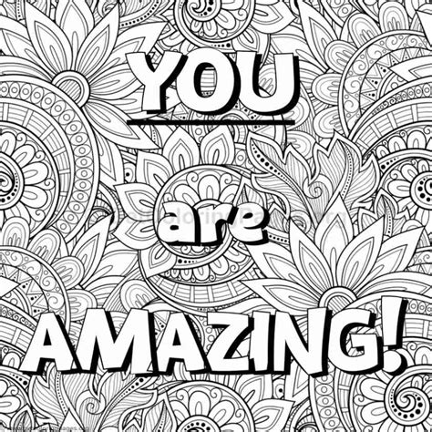 inspirational word coloring pages 46 getcoloringpages org