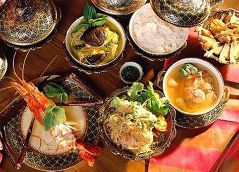 amalgame cuisine la cuisine thaïlandaise canada