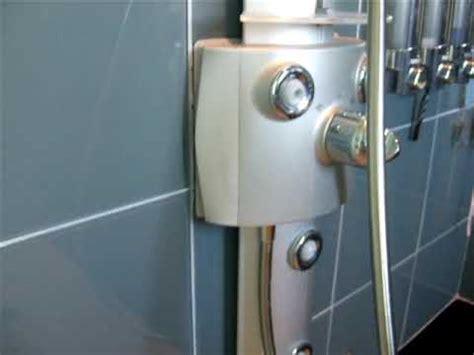 interaktiv shower panel hansgrohe shower panel leak part 2