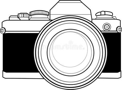 14347 photographer clipart vintage vintage 35mm stock illustration illustration of