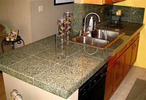 Granite Tile Countertop by Cupboards Kitchen And Bath When Trends Attack Granite