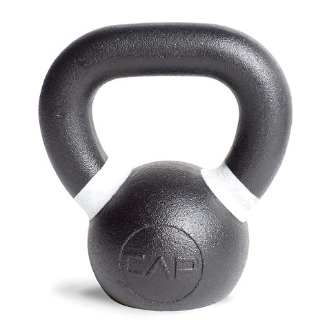 kettlebell competition cap iron cast weight kettlebells amazon barbell pound picks purchase direct training equipment blackwhite