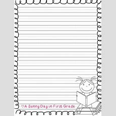 A Sunny Day In First Grade Letters To 2nd Grade Teachers & A Freebie