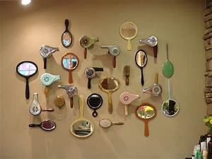 Hand Mirror Wall Decor and Art : Decide Hand Mirror Wall